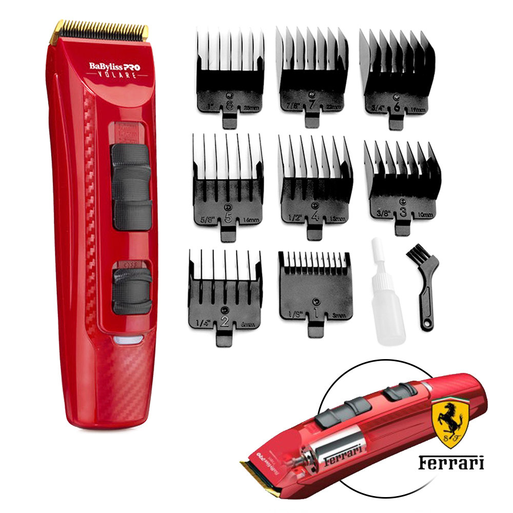 Máquina De Corte Profesional X2 Ferrari Volare + Trimmer de Corte ... 2714a265530d