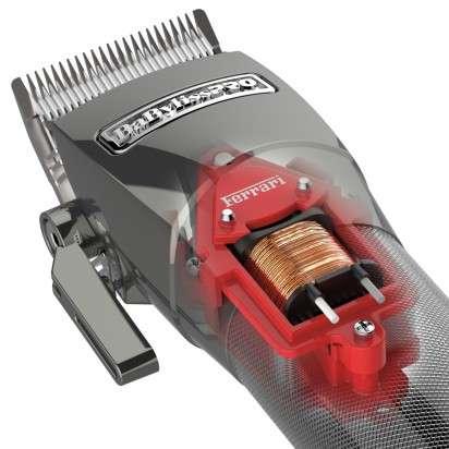 Máquina Super Fade X880 con motor Ferrari + Trimmer Stealth ... 5112766433f5